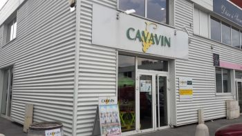 Photo illustrant la boutique de Cavavin Saint-Martin-d'Hères
