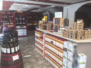 Photo illustrant la boutique de Le Club des dix vins