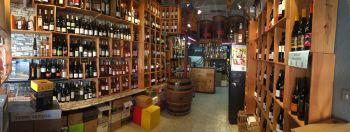 Photo illustrant la boutique de Cave Gustumo