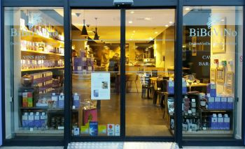 Photo illustrant la boutique de BiBoViNo La Roche sur Yon