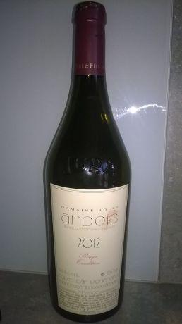 Photo d'une bouteille de Domaine Rolet Arbois