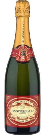 Photo d'une bouteille de Bissinger & Co, Premier Cru Champagne Premier Cru
