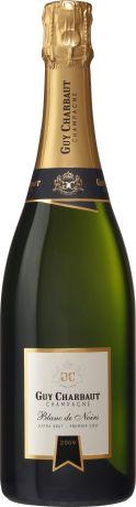 Photo d'une bouteille de Champagne Guy Charbaut Champagne Premier Cru