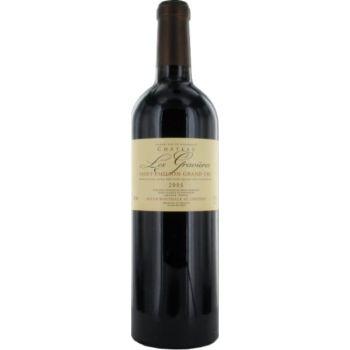 Photo d'une bouteille de Château les Gravières Saint-Emilion-Grand-Cru