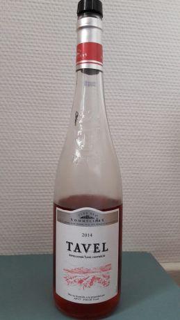 Photo d'une bouteille de Club des Sommeliers (Casino) Tavel