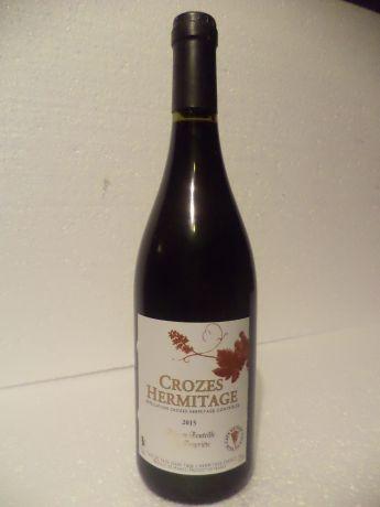 Photo d'une bouteille de Cave de Tain Crozes-Hermitage