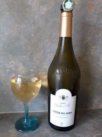 Photo d'une bouteille de Hubert Clavelin et Fils Côtes-du-Jura
