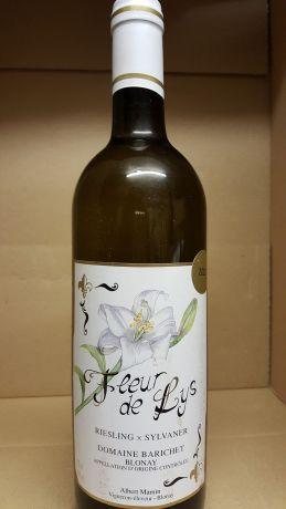 Photo d'une bouteille de Domaine Barichet, Fleur de Lys Canton de Vaud