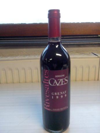 Photo d'une bouteille de Domaine Cazes Rivesaltes