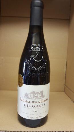 Photo d'une bouteille de Domaine de la Daysse Gigondas