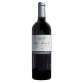 Photo d'une bouteille de Domaine du Grand Ormeau Lalande-de-Pomerol