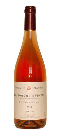 Photo d'une bouteille de Domaine Marsoif Bourgogne-Epineuil