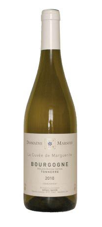 Photo d'une bouteille de Domaine Marsoif Bourgogne-Tonnerre