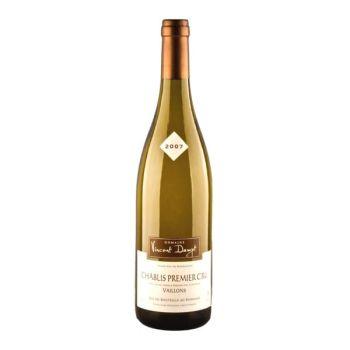 Photo d'une bouteille de Domaine Vincent Dampt Chablis-Premier-Cru