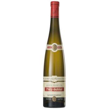 Photo d'une bouteille de Frey-Sohler Alsace-Grand-Cru-Frankstein