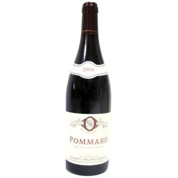 Photo d'une bouteille de Gilbert et Philippe Germain Pommard