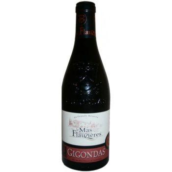 Photo d'une bouteille de Le Mas des Flauzières Gigondas