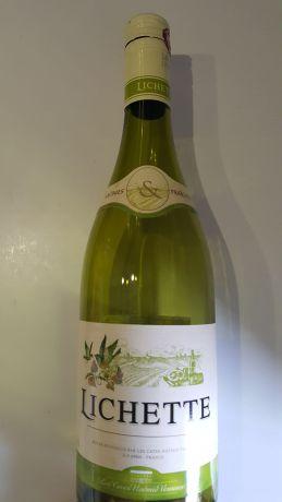 Photo d'une bouteille de Les caves Noémie Vernaux Vin de France
