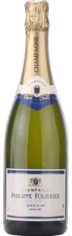 Photo d'une bouteille de Philippe Fourrier Champagne