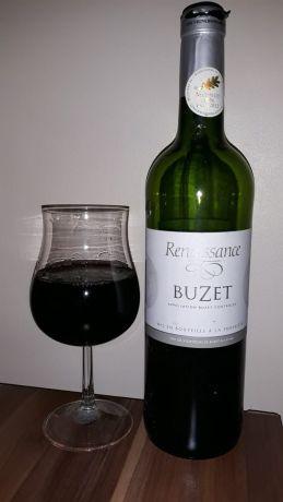 Photo d'une bouteille de Renaissance Buzet