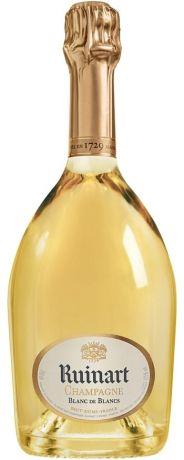 Photo d'une bouteille de Ruinart Champagne