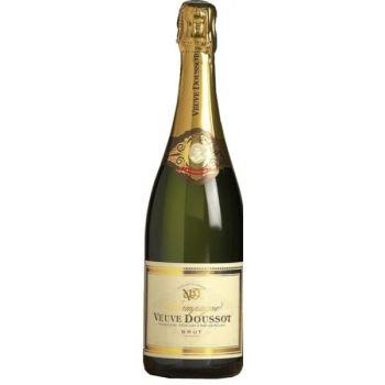 Photo d'une bouteille de Veuve Doussot Champagne